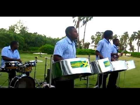 Positive Vibration-Jamaica Rhythms Steelband