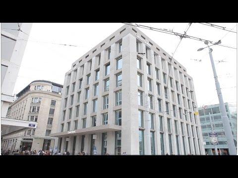 Credit Suisse Genève. Visites Exclusives. (1/8)