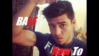 ★ Gareth Bale★ Hairstyle Tutorial