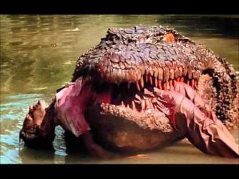 Gustav el cocodrilo asesino gigante