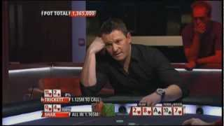 PartyPoker Premier League VI Final Table/Final Hand - Part 9/9