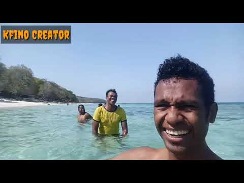 Travelling to Jaco Island || Boat incident and Funny Jumping || Ai Sibi Rau Di 2019