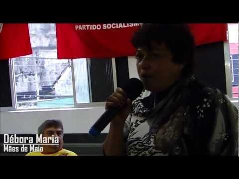 [Psol Santos Apoia a luta das Mães de Maio]