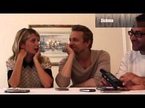 Epic: Interview Mélanie Laurent et Jérémie Renier part 8