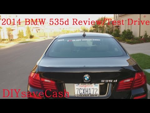 2014 BMW 535d Diesel Full Review And 1st Look