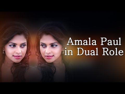 Actress Amala Paul in Dual Role - Red Pix 24x7