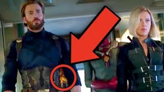 "Avengers Infinity War Trailer Breakdown - ""Big Game"" Spot Easter Eggs"