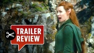 Instant Trailer Review - The Hobbit: The Desolation of Smaug TRAILER (2013) HD