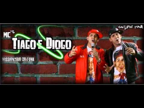 MC'S THIAGO E DIOGO   O FOGO E O FUNK Part  Mattos Nascimento Gospel Funk