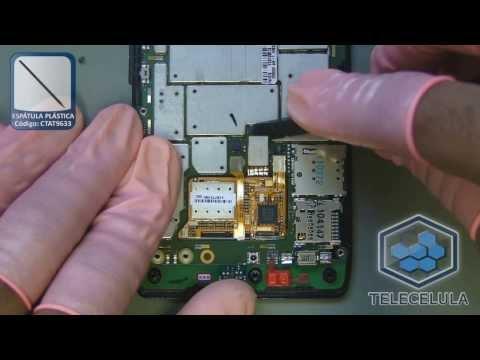 Tutorial de Desmontagem Moto Razr XT910 - TELECELULA
