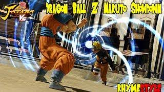 Dragon Ball Z Vs Naruto Shippuden: Tailed Beast Bomb Vs