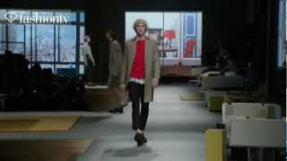 Prada Men Fall/Winter 2013-14 Full Fashion Show | Milan Men&amp;#39;s Fashion Week | FashionTV