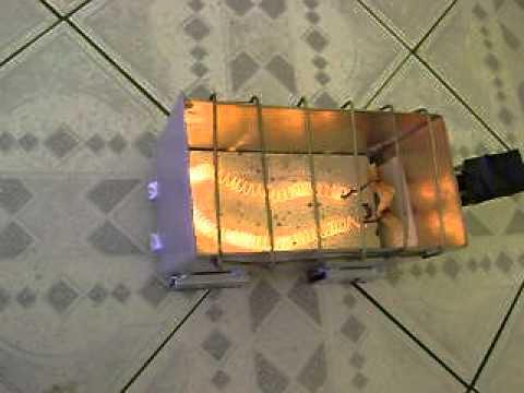 Tubulação para aquecedor a gas