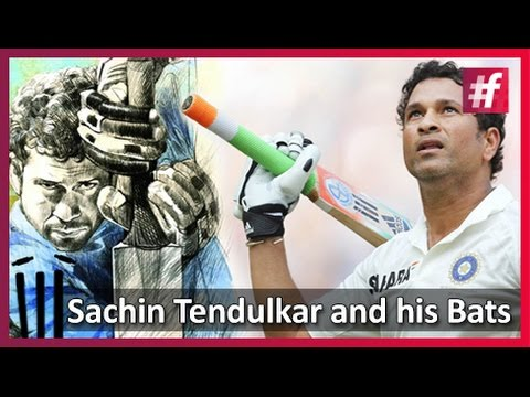 Out of the Box with Harsha Bhogle: Sachin Tendulkar and his bats