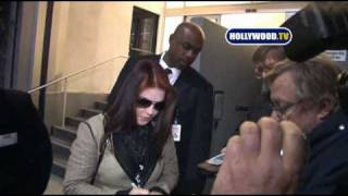 chanel-: Priscilla Presley Signs Autographs For Fans At CNN