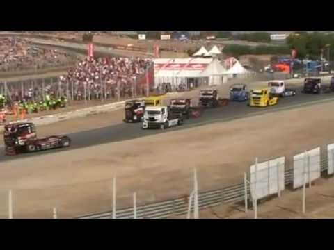 Accidentes de camiones Jarama 2011