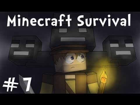 "Paul Plays Minecraft E07 ""Companions"" (Minecraft Survival Adventure)"