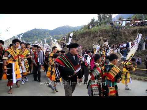 Nagaland Hornbill Festival 5D card 32 8