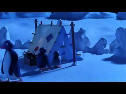 Pingu - Pingu merge in camping