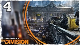 [Xbox One] Tom Clancy's The Division BETA. #4: Темная зона.