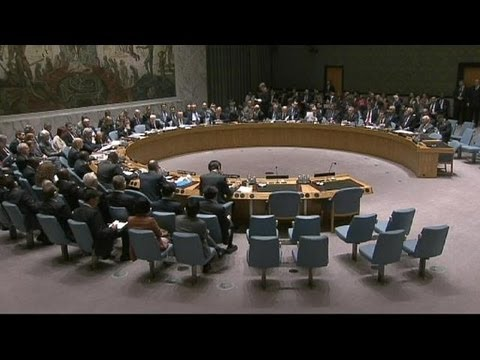 UN Security Council adopts resolution on Syrian chemical weapons