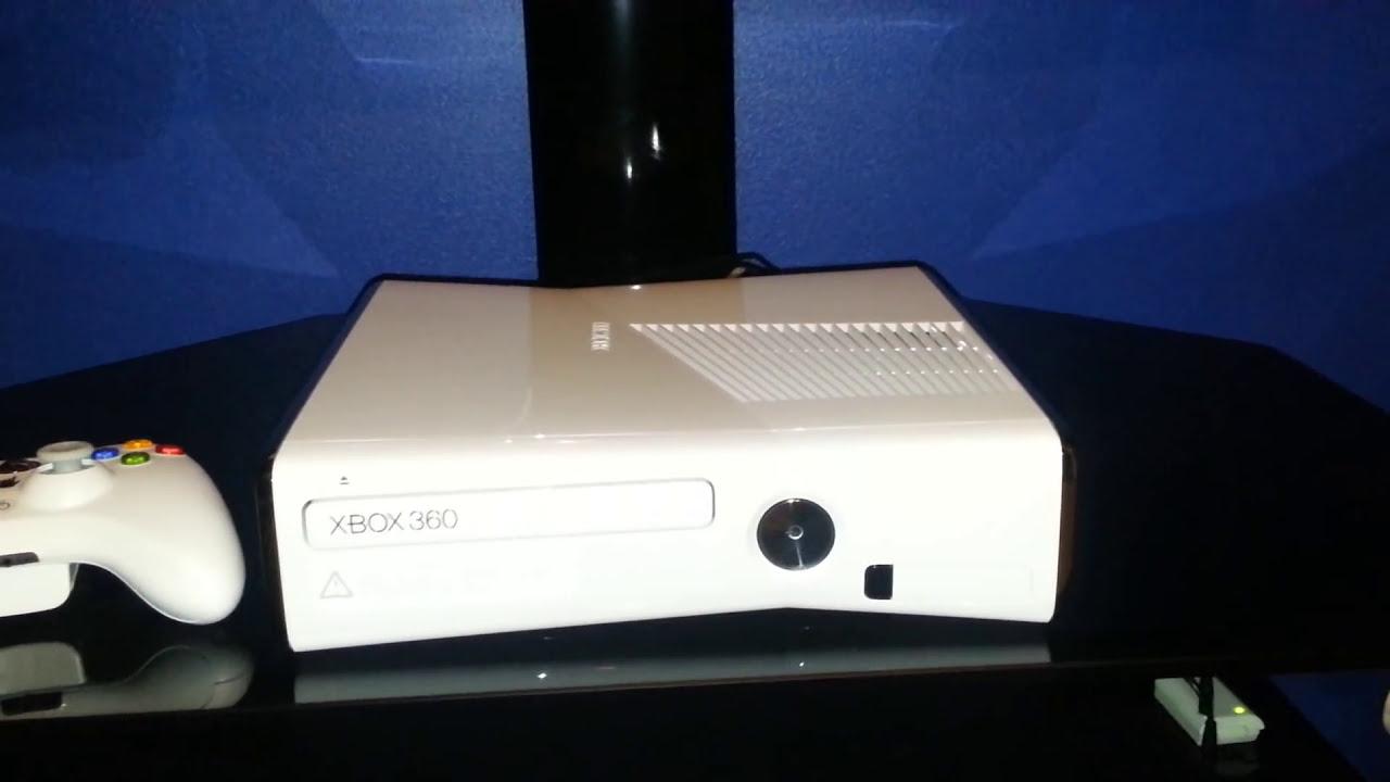 Xbox Slim 4gb vs 250gb Xbox 360 4gb vs 250gb Xbox 360