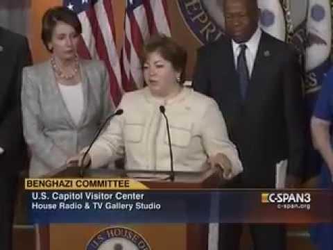 Linda Sánchez' Statement on House Select Committee on Benghazi