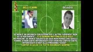 Arresto e intercettazioni telefoniche di Antonino Pulvirenti, presidente Catania calcio