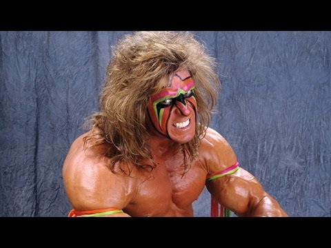 RIP Ultimate Warrior