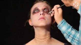 Schminken Zu Halloween: Highschool-Zombie Make-up Leicht