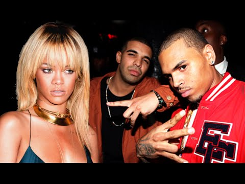 Chris Brown & Drake End Feud With Rihanna Diss