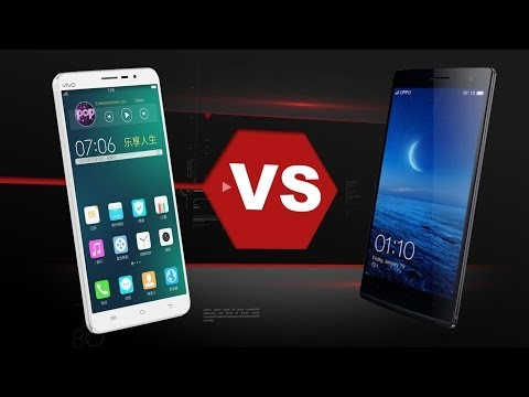 First 1440p Battle: Oppo Find 7 Vs. Vivo Xplay 3S