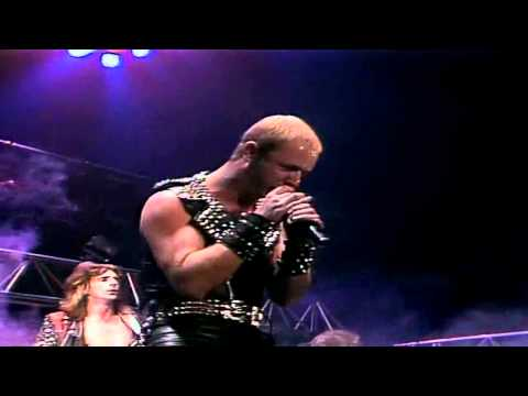 Judas Priest - Metal Gods [HD] Live 1982.