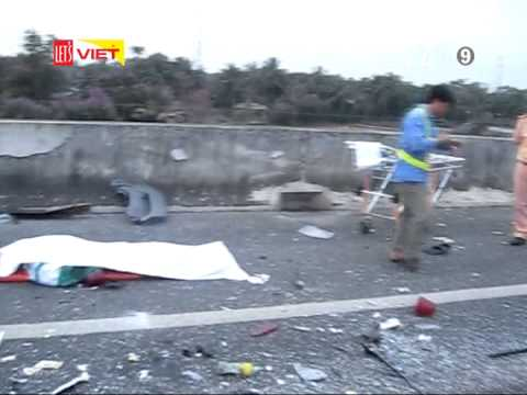 Let's Ca phe: Thông tin mới nhất về vụ tai nạn thảm khốc tại Long an ngày 21/12/2013