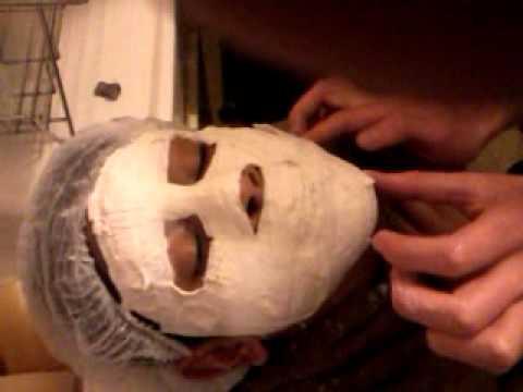 Cedehp como hacer una mascara de yeso youtube - Como hacer una mascara ...