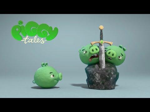Piggy Tales - Meč