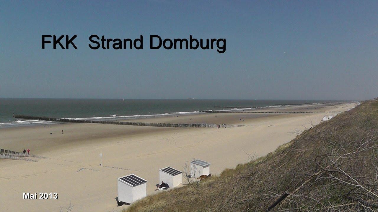 FKK Strand Domburg - Zeeland - Holland - YouTube