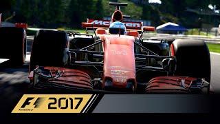 F1 2017 - Lando Norris McLaren Játékmenet