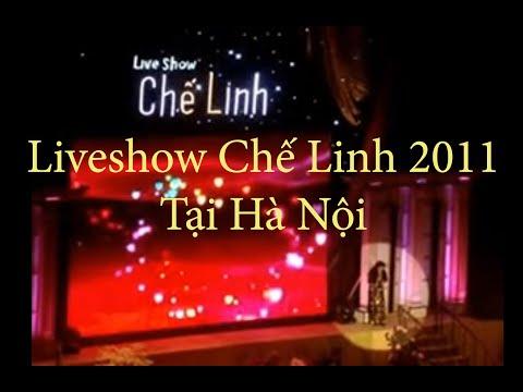 Liveshow  Che Linh lần 2 tại Hà Nội   -  Đoạn cuối tình yêu.MPG
