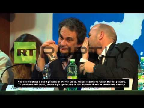 Italy: European far-right convene in Rome