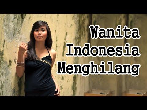 Wanita Indonesia Menghilang, Pria Kesepian