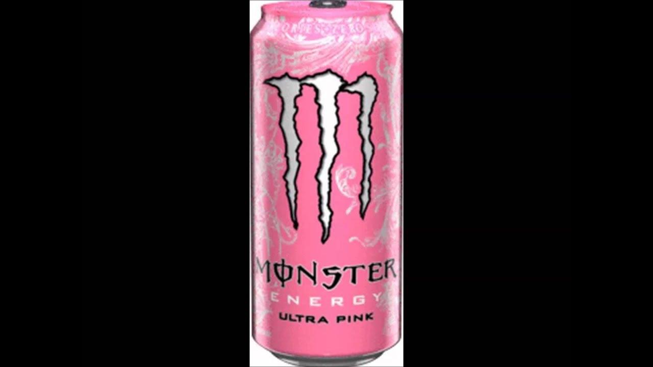 pink monster drink