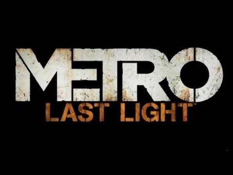 Бука анонсирует издание Metro: Last Light в России!