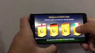 Fifa 15 Android (Unlocked Free Gold Packs)