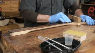 Watch the Trade Secrets Video, Using Behlen Naptha Solvent
