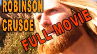 ROBINSON CRUSOE ☆ HD Full Movie ADVENTURE, COMEDY
