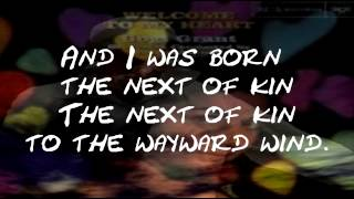 The Wayward Wind Arranged And Sung By Connie