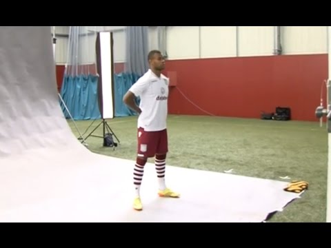 2014-15 Aston Villa away kit revealed