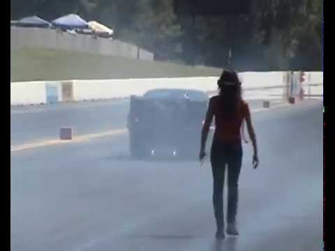 Split racing promod back up woman 9 -7 -13 QUALIFY #1