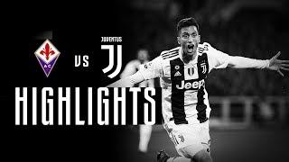 HIGHLIGHTS: Fiorentina vs Juventus  - 0-3 - Serie A - 01.12.2018   Bentancur, Chiellini & Ronaldo